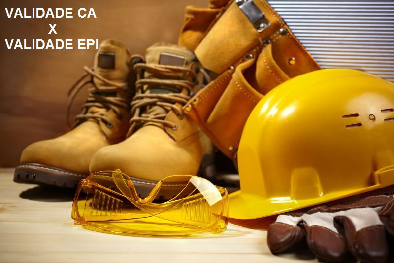 7c835eaccb5e0 Quando se fala em CA (Certificado de Aprovação) do EPI (Equipamento de  Proteção Individual) o importante é a data de compra.
